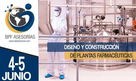 Diseño y Construcción Plantas Farmacéuticas